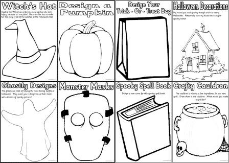 Collection of Free and low cost Downloadable Halloween
