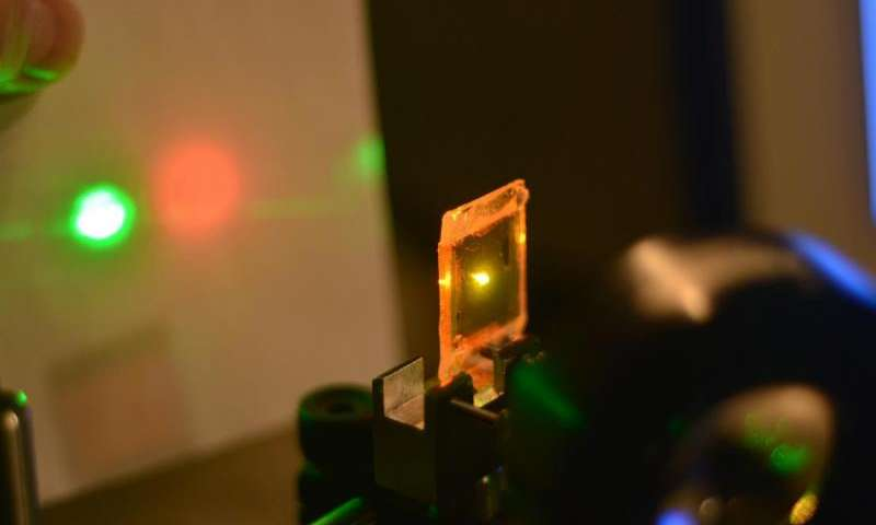 liquid-crystal-elastomer