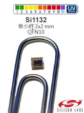siliconlab-uv-sensor