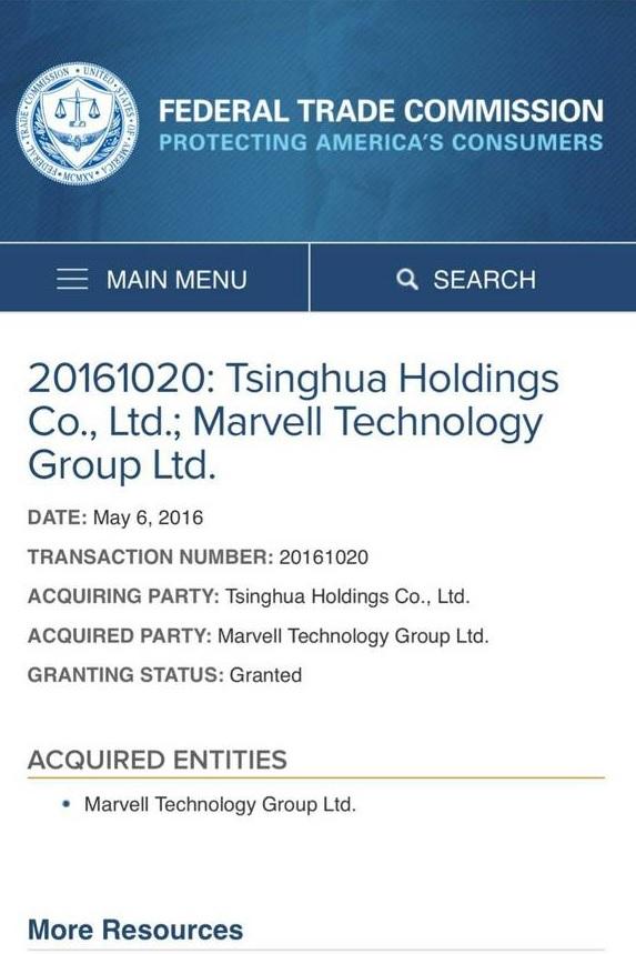 ftc-tsinghua-marvell