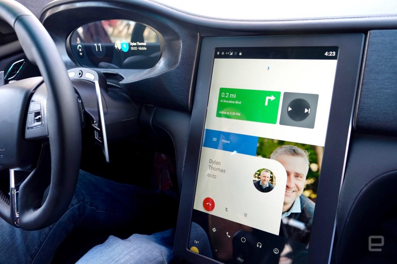 google-qualcomm-android-auto