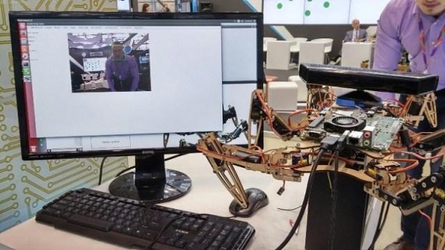 tpu-spider-robot