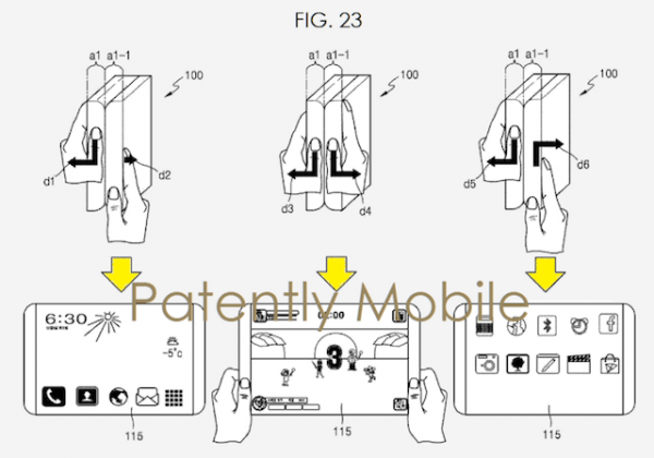 samsung-flexible-display-device-patent