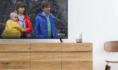 vizio-smartcast-google-home