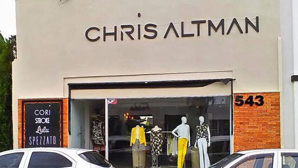 chris altman - Projetos