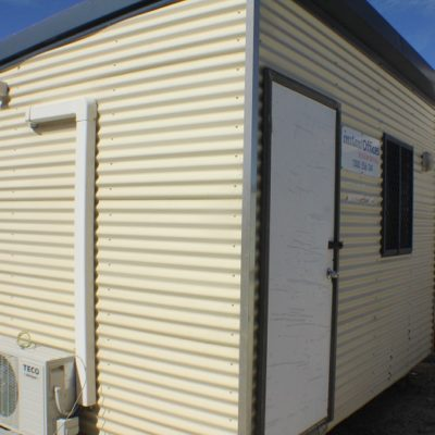 4x3m Transportable Office-Lunchroom 8339