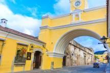 Hotel Convento Santa Catalina In Antigua Guatemala