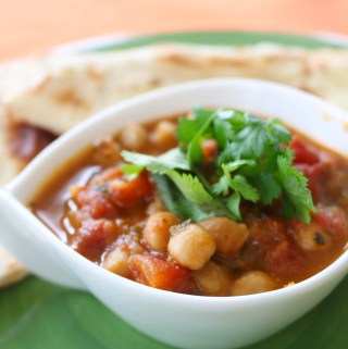 Chole – Spiced Chickpea Curry