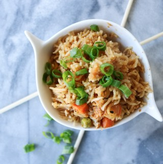 Fried Rice in the Instant Pot
