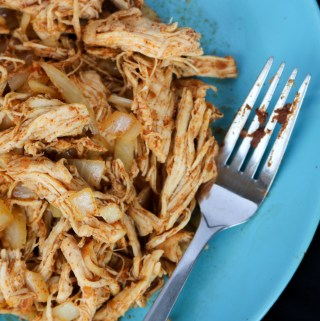 SHREDDED CHICKEN in the Instant Pot