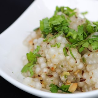 SABUDANA KHICHDI in the Instant Pot