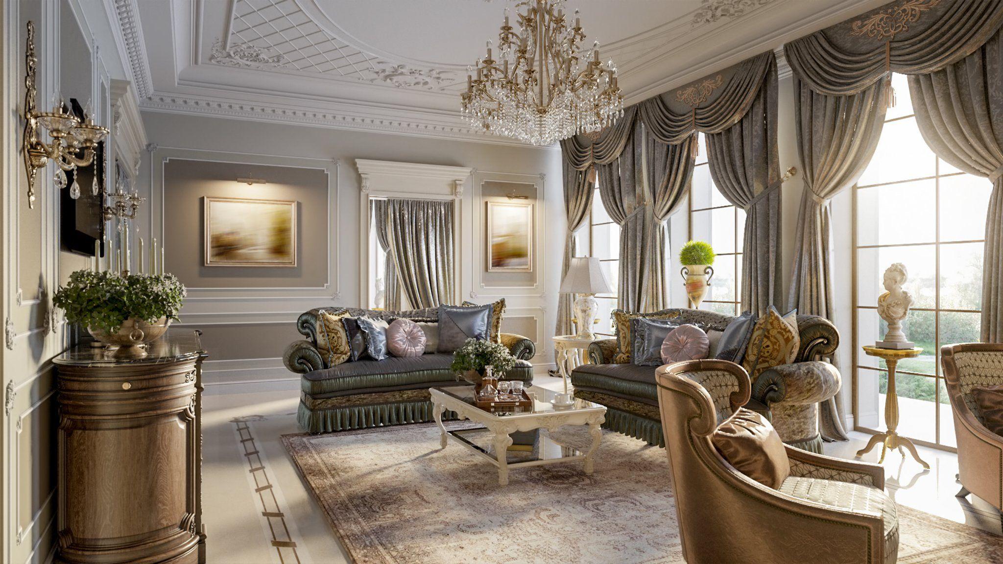 Spesso si ritagliano degli spazi nel soggiorno o nella camera da letto, con la toeletta o le poltroncine in velluto, oppure aggiungendo tavolini intarsiati e grandi specchi in ottone dorato. Casa In Stile Barocco Instapro