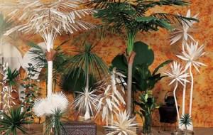 palm column