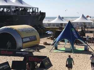 sky tent - star tent