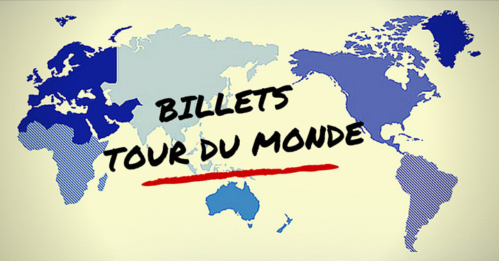 Instinct Voyageur - Billet tour du monde