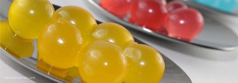Cocina Molecular nuevas alternativas gastronmicas