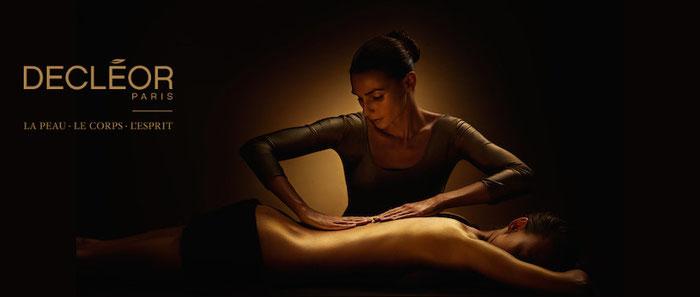 Decléor massage amincissant