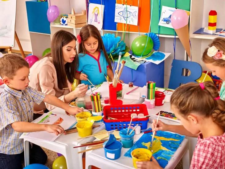 Kindergruppenbetreuer im e-learning