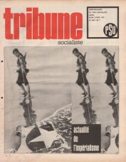 Couverture TSN°448, 2 Avril 1970