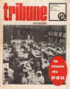 Couverture de Tribune Socialiste N°461, 2 Juillet 1970