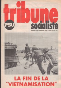 Couverture TS N°537, 17 Mai 1972