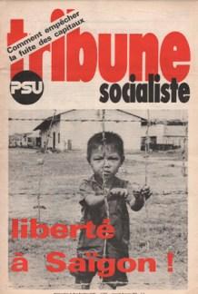 Couverture TS N°564, 31 Janvier 1973