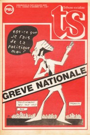 Tribune Socialiste N°634, 15 Novembre 1974