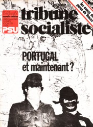 Couverture TS N°700, 6 Mai 1976
