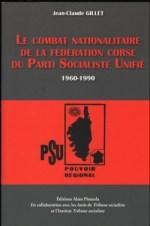 Le combat nationalitaire de la fédération Corse du PSU