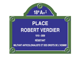 Place Robert Verdier