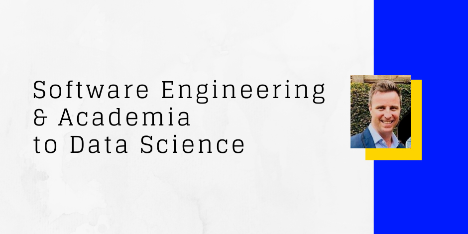 software engineering to data science
