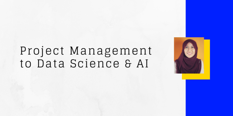 singapore data science career change - from project management to data scientist