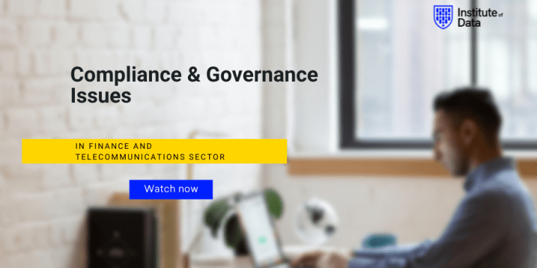 compliance and governance in finance