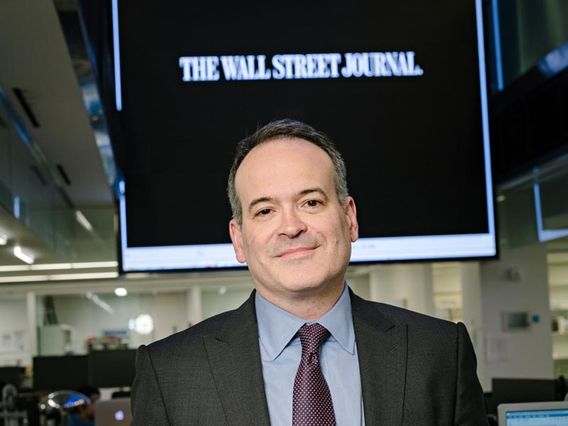 A mobile-first strategy at the Wall Street Journal interview with Matt Murray, Editor-in-Chief of the WSJ