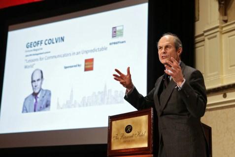 Geoff Colvin