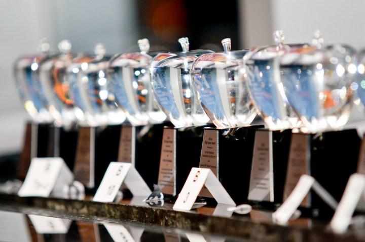 Big Apple Awards Trophies 2014