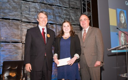 Heather Harder wins AWP Case Study Competition