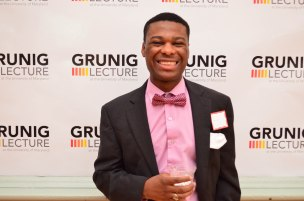 6th Annual Grunig Lecture 4 [Efe Abugo Photography]
