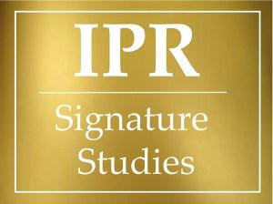 IPR Signature Studies
