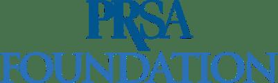 PRSA-Foundation center logo