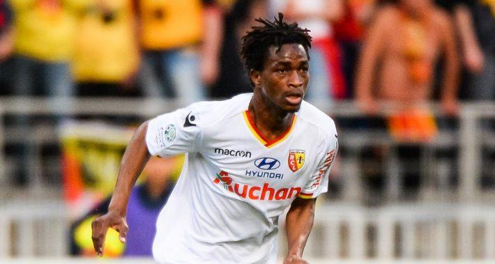Souleymane-Diarra-GAziantep from jmg academy