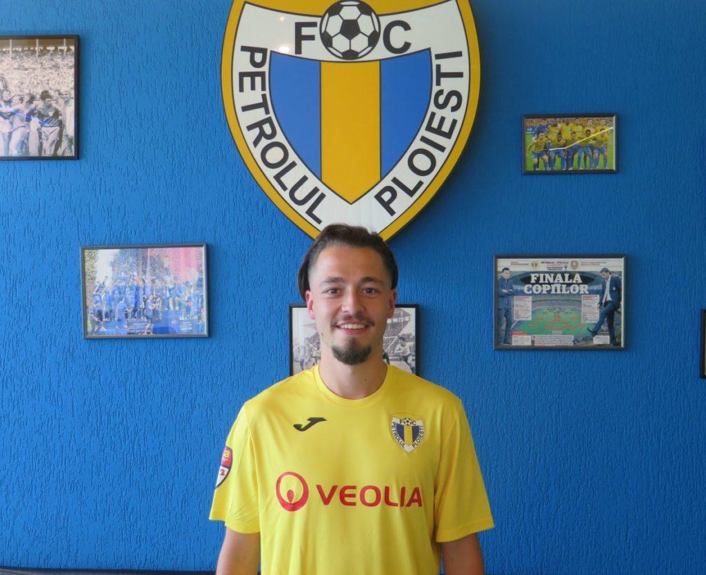 JOERI POELMANS de JMG Belgique FC PETROLUL