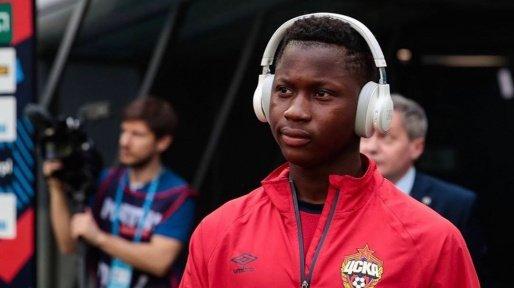 Lassana Ndiaye jmg academy