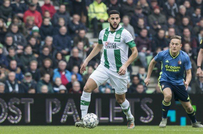 Ahmed El Messaoudi academie jmg lierse FC Groningen