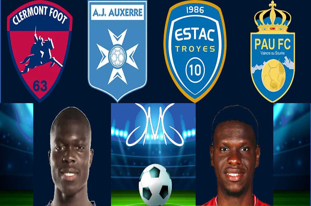 Gros Jour 23 Ligue 2 France academieciens JMG