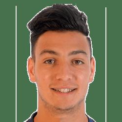 Ramy Bensebaini jmg academie paradou algerie