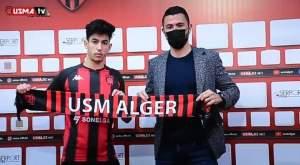 Haithem Loucif academie de soccer jmg usma
