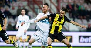 Joeri Poelmans academiciens jmg de retour avec FC lierse