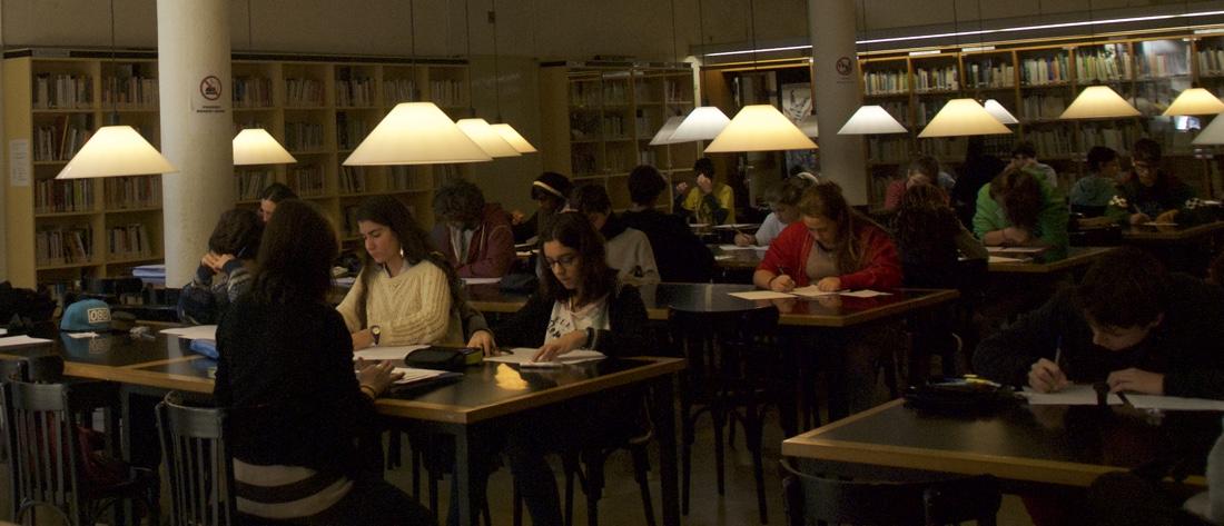 Institut Montserrat_Biblioteca