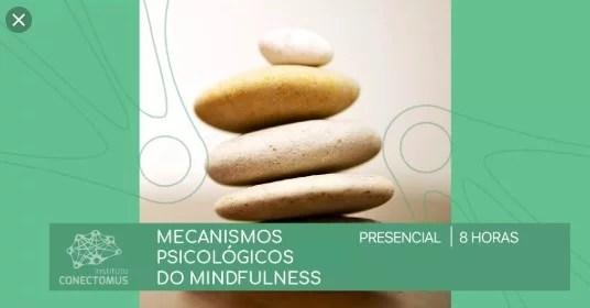Curso Mecanismos Psicológicos do Mindfulness
